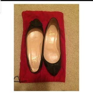 Christian Louboutin Ballet Flats 9.5 EUR 39 1/2